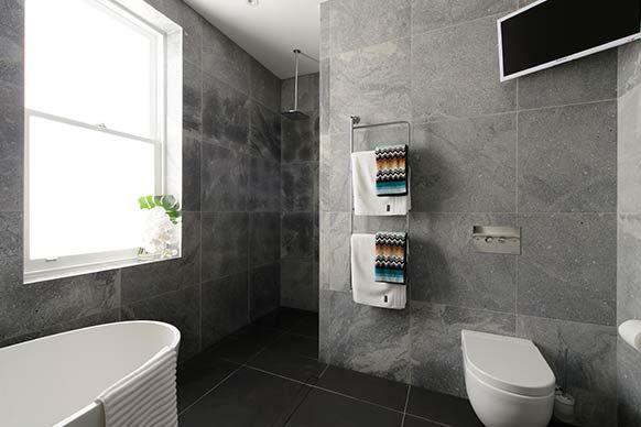 Bathroom - Dan and Dani