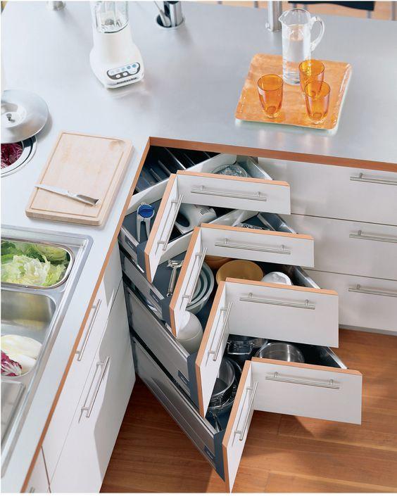 79 best Küche images on Pinterest Kitchen ideas, Kitchen storage