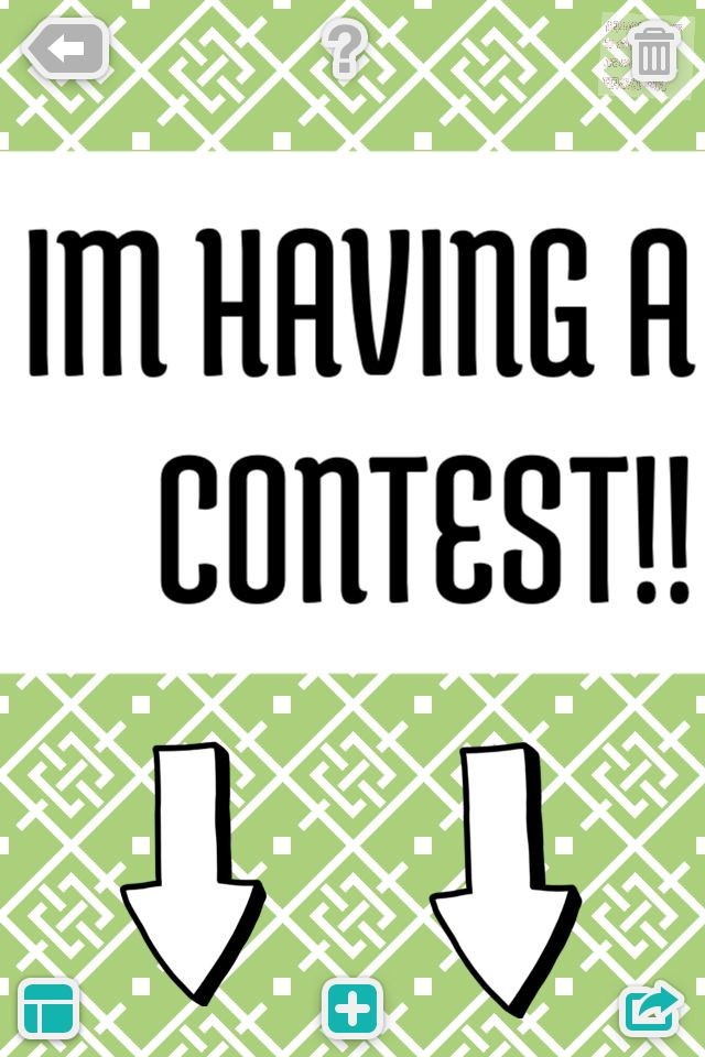 """Yay a contest! Instead of just calling my followers """"followers"""" I want to have a name for you guys! (Example: Bethany Motas fans are her Motavators) So, comment down below ideas of names and the winner will get a shoutout and that will be the name of my followers!!"""
