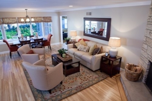 17 best images about corner fireplace on pinterest for Living room setup ideas with fireplace