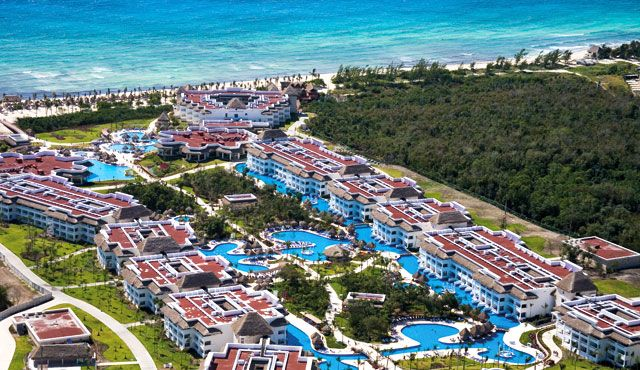 Grand Sunset Princess All Suites Resort - All-Inclusive in Mexico Mexico
