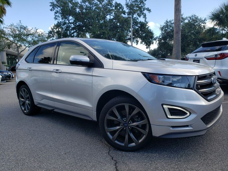 2021 ford Edge Sport First Drive