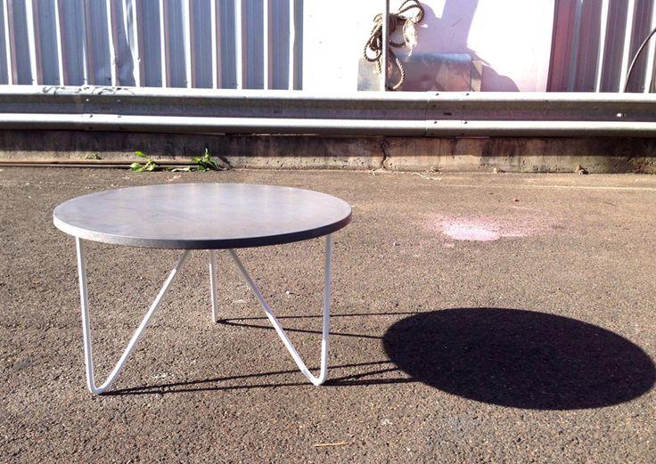 3.14 - The POPconcrete Pi table getting some sun
