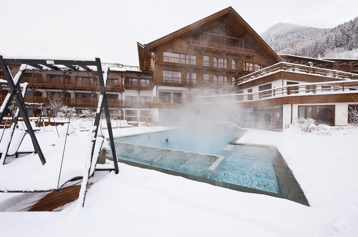 Piscina esterna Hotel Andreus Golf & Spa Resort - In Val Passiria