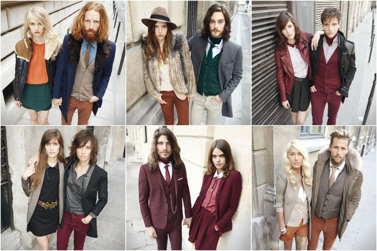 the kooples fashion paris french brand real couple picture