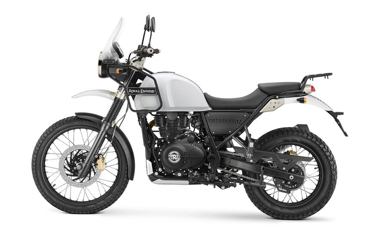 Royal Enfield has unveiled the Himalayan mid-sized adventure bike. Read all about it: http://motorbikewriter.com/royal-enfield-himalayan-built/