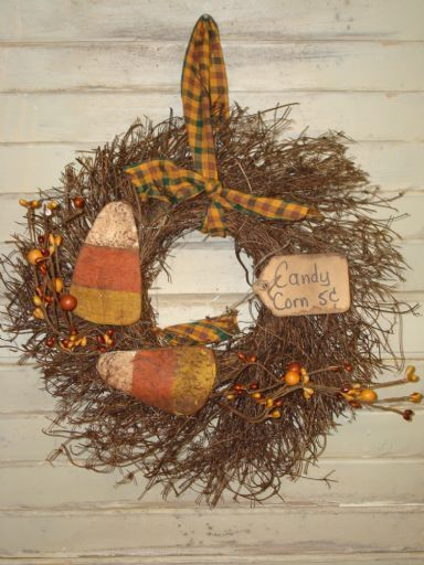 Country Primitive Fall Crafts Pinterest