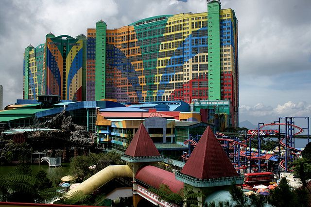 Top 5 Theme Parks in Malaysia