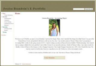 Sample Student ePortfolios - ePortfolio Starter Guide
