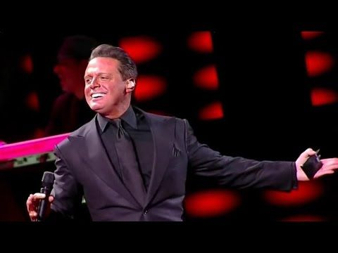 Luis Miguel - En concierto (completo) HD - YouTube