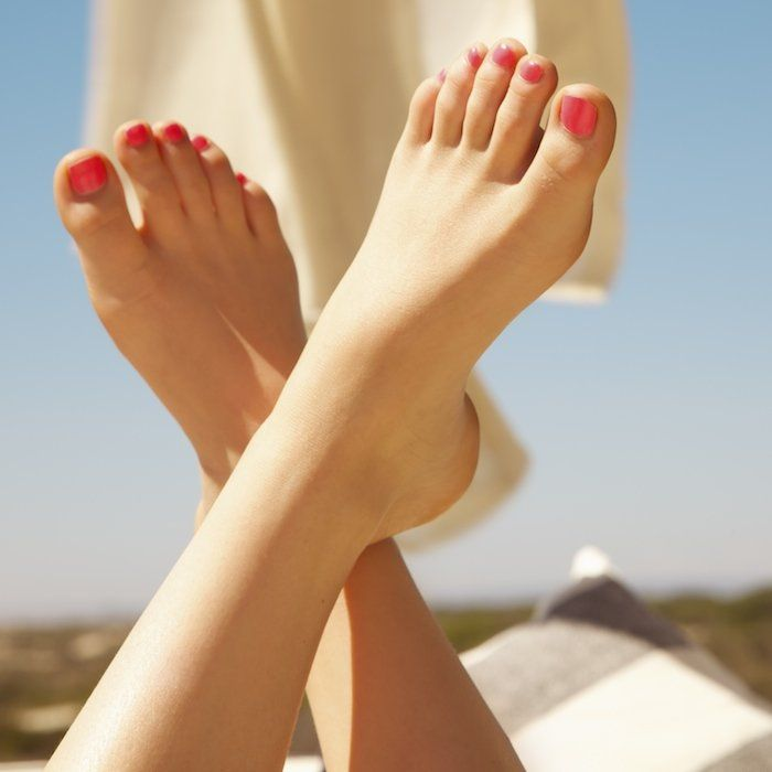 Natural Products To Help With Dead Skin On Feet