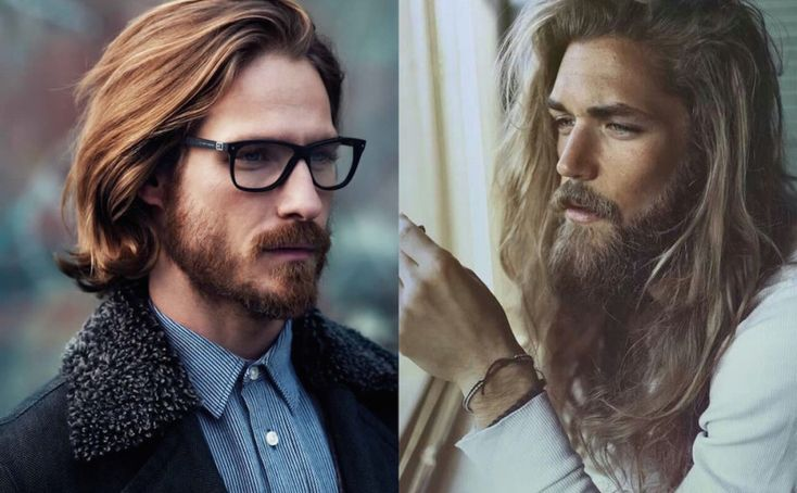 Long Mens Hair Styles: 1000+ Ideas About Long Hairstyles For Men On Pinterest