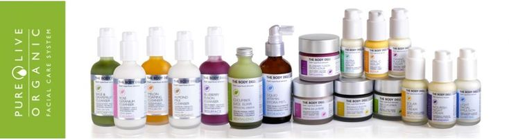 The Body Deli - Organic Skin Care made with Raw Living Superfoods-I´ll I have to say is WOOOOW! Need to try these products.