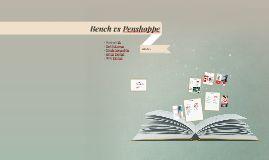 POPS AND PODS (Bench VS Penshoppe)