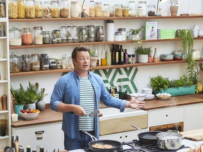 Image result for jamie oliver kitchen  Jamie oliver küche