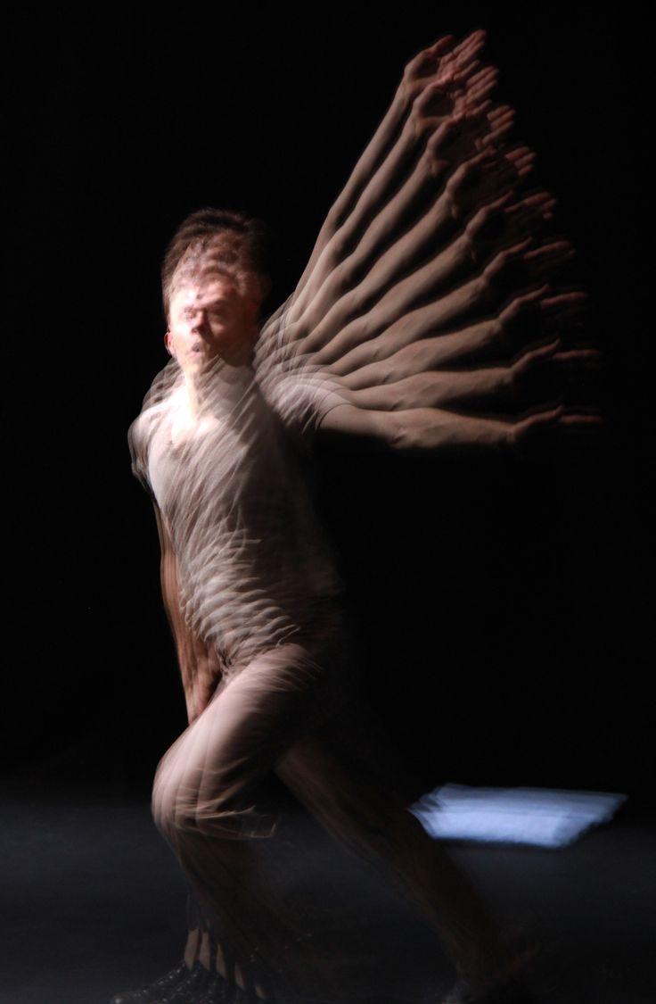 Carl Knif: RED in Full Moon Dance festival 2015 Photo by Yoshi Omori