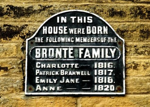 #Thornton the real birthplace of the #Brontes #Yorkshire #History