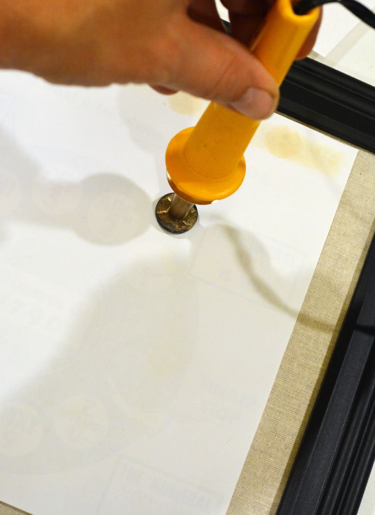 Make a Magnetic Bulletin Board