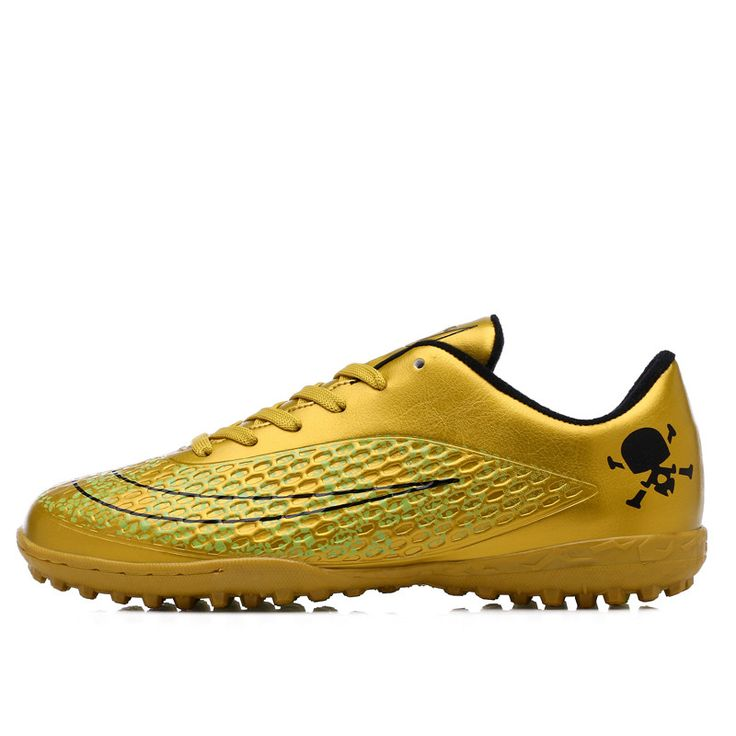 Soccer football shoes men 2016 new kids design hard court football boots  brand Trainers Sports shoes