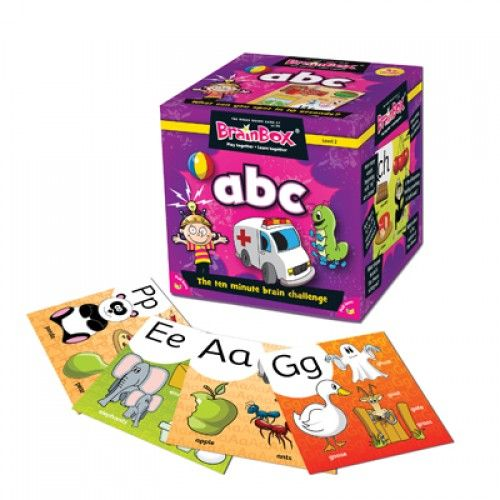 Easy as 123, BrainBox My First ABC is full to the brim with fantastic images to help children recognise objects beginning with each letter of the alphabet as well as the more common blends. #abc #alphabet #brainbox #learning #camelotkids