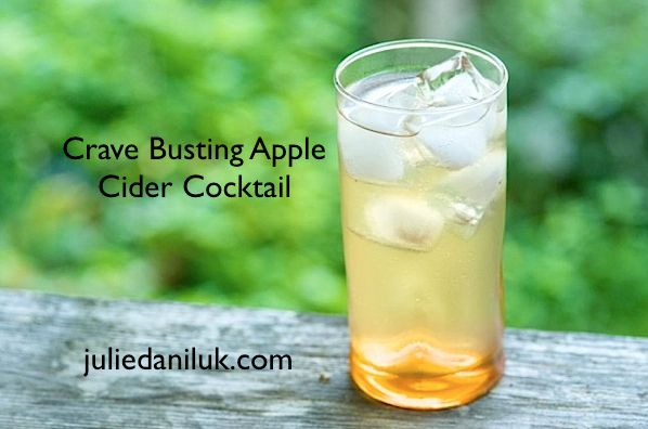 Crave Busting Apple Cider Cocktail