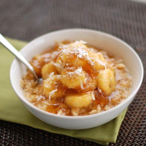 Image result for banana oatmeal