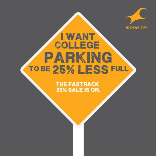 I want college parking to be 25% less full. Flat 25% OFF on Bags, Belts, Wallets & Sunglasses!