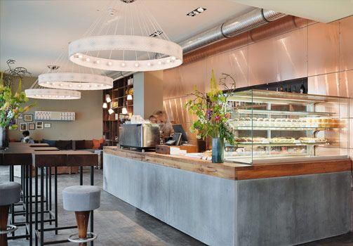 Brunchen und Frühstück im Restaurant Margarete in Frankfurt am Main
