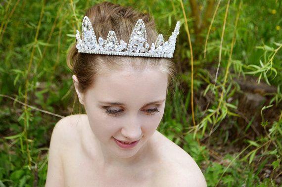 Wedding crown by NovaHandmade