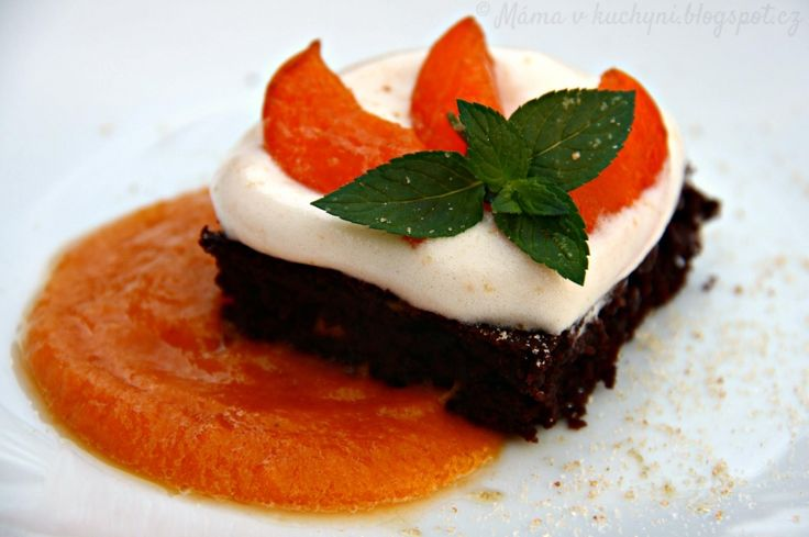 Cizrnové brownies (od 2 - 3 let)