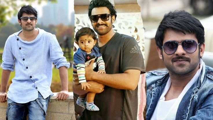 Actor Prabhas Family Photos / Prabhas with family and friends