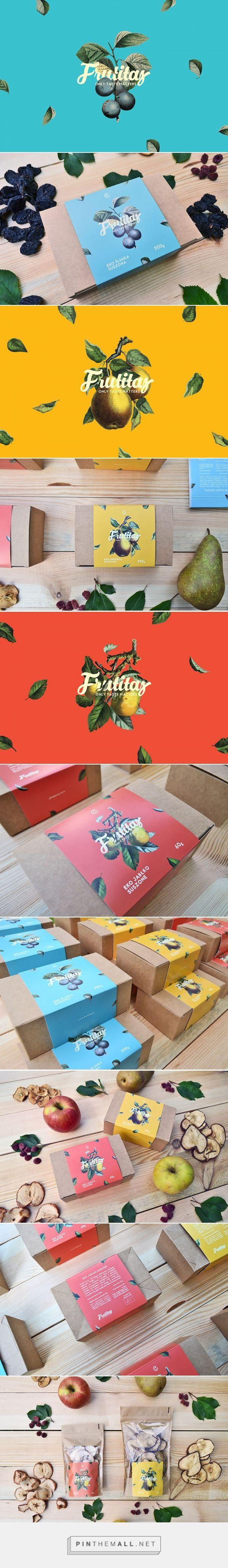 FRUTITAS processed fruit by PARIS+HENDZEL STUDIO. Pin curated by #SFields99 #packaging #design