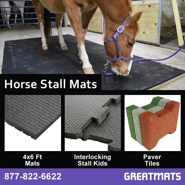Horse Stall Mats By Greatmats Including 4x6 Mats