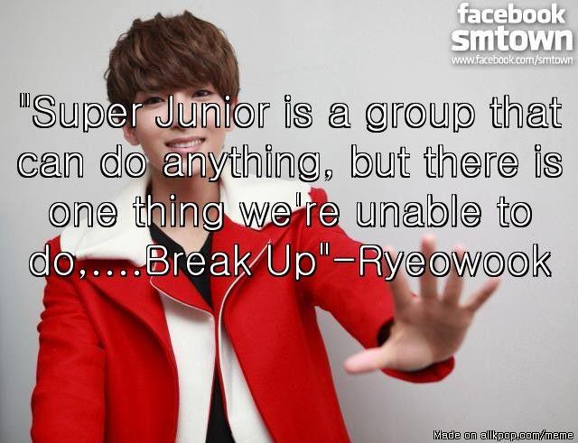 Super junior is unbreakable   allkpop Meme Center