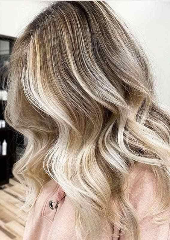 Unique Blonde Balayage Hair Color Ideas For Women In 2020 In 2020 Hair Styles Pretty Hair Color Balayage Hair