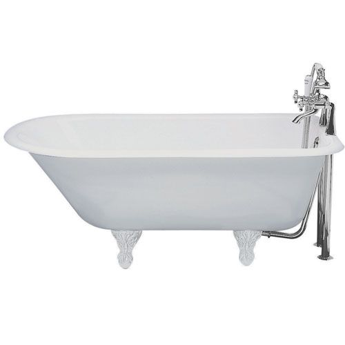 Winchester Bath With Traditional Cast Iron Feet | bathstore