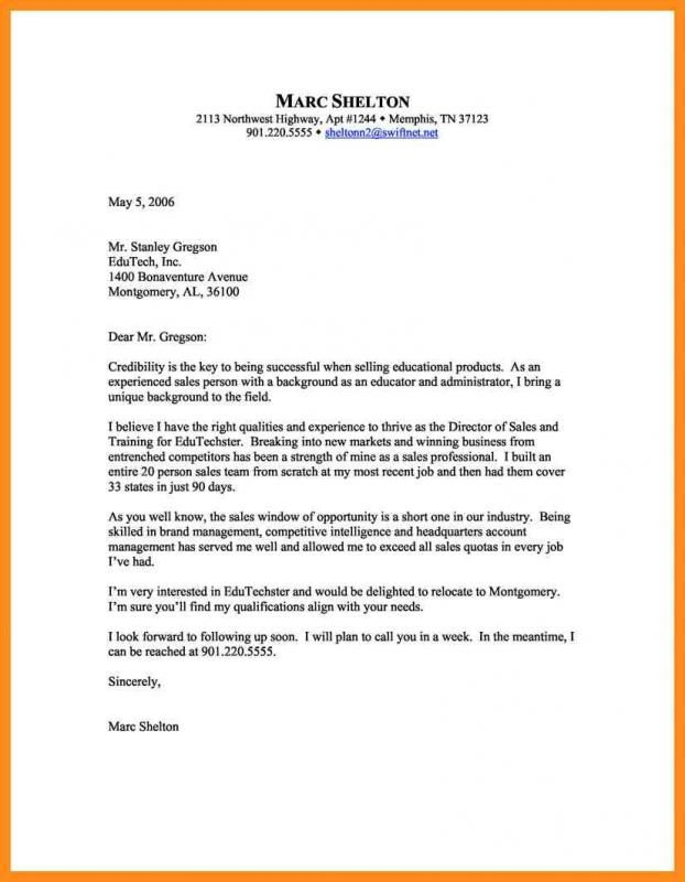 Introduction Sales Letter Example from i.pinimg.com