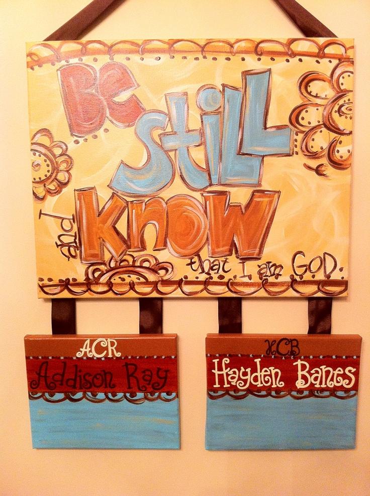Best Baby Door Hangers Images On   Baby Door Hangers