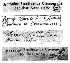Stradivarius Emiliani de 1703에 대한 이미지 검색결과