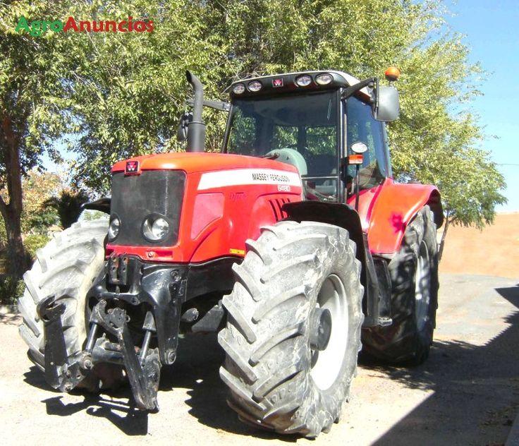 Venta de Tractor agrícola Massey Ferguson 6480 dyna 6 en Córdoba