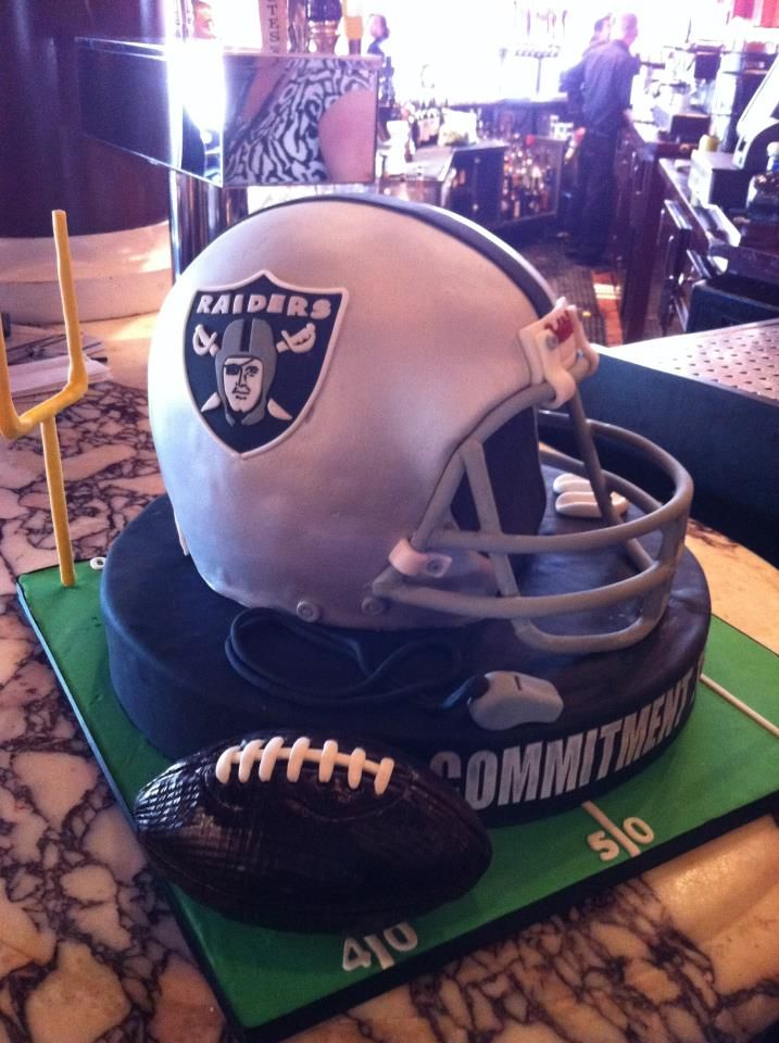 48 Best Oakland Raiders Tailgate Mini Combine Birthday Images On Pinterest Nfl Oakland Raiders
