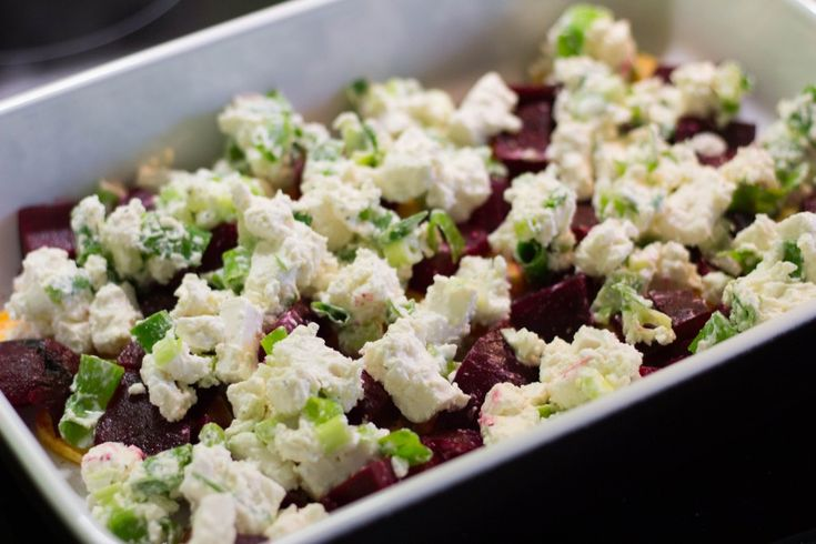 ber ideen zu rote beete salat auf pinterest salat rote bete salat und rote bete. Black Bedroom Furniture Sets. Home Design Ideas