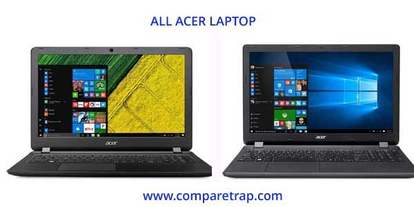 All Best Acer laptop price in India