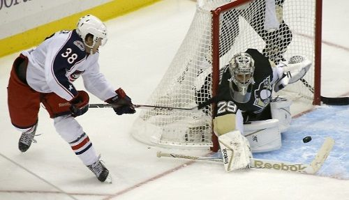 Boone Jenner is a Preseason Beast for the Blue Jackets