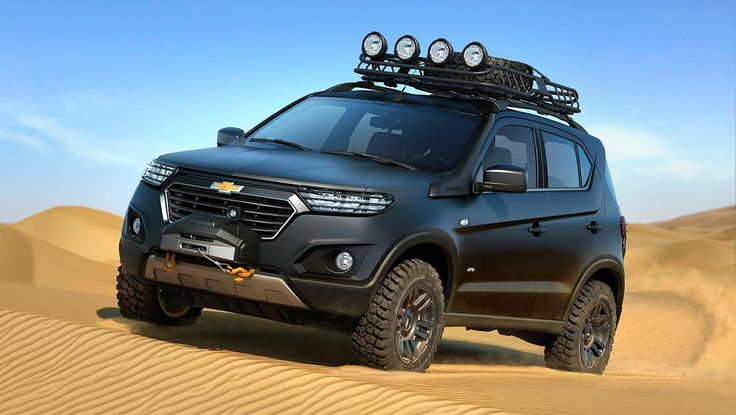 2018 Chevrolet Niva Exterior and Price