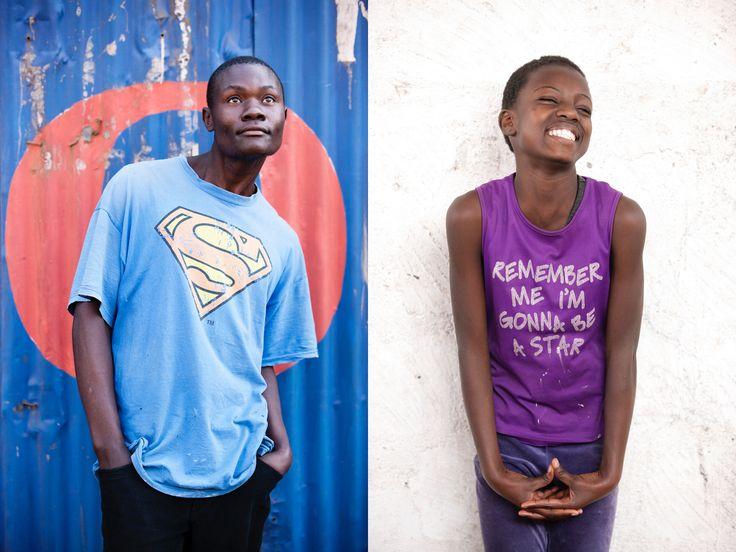 Wat gebeurt er met onze kleding die naar Afrika wordt gestuurd? Dat vroeg de Nederlandse fotograaf Sander #Stoepker zich af. Hij trok met zijn camera naar de straten van #Nairobi op zoek naar het antwoord. #Vintage