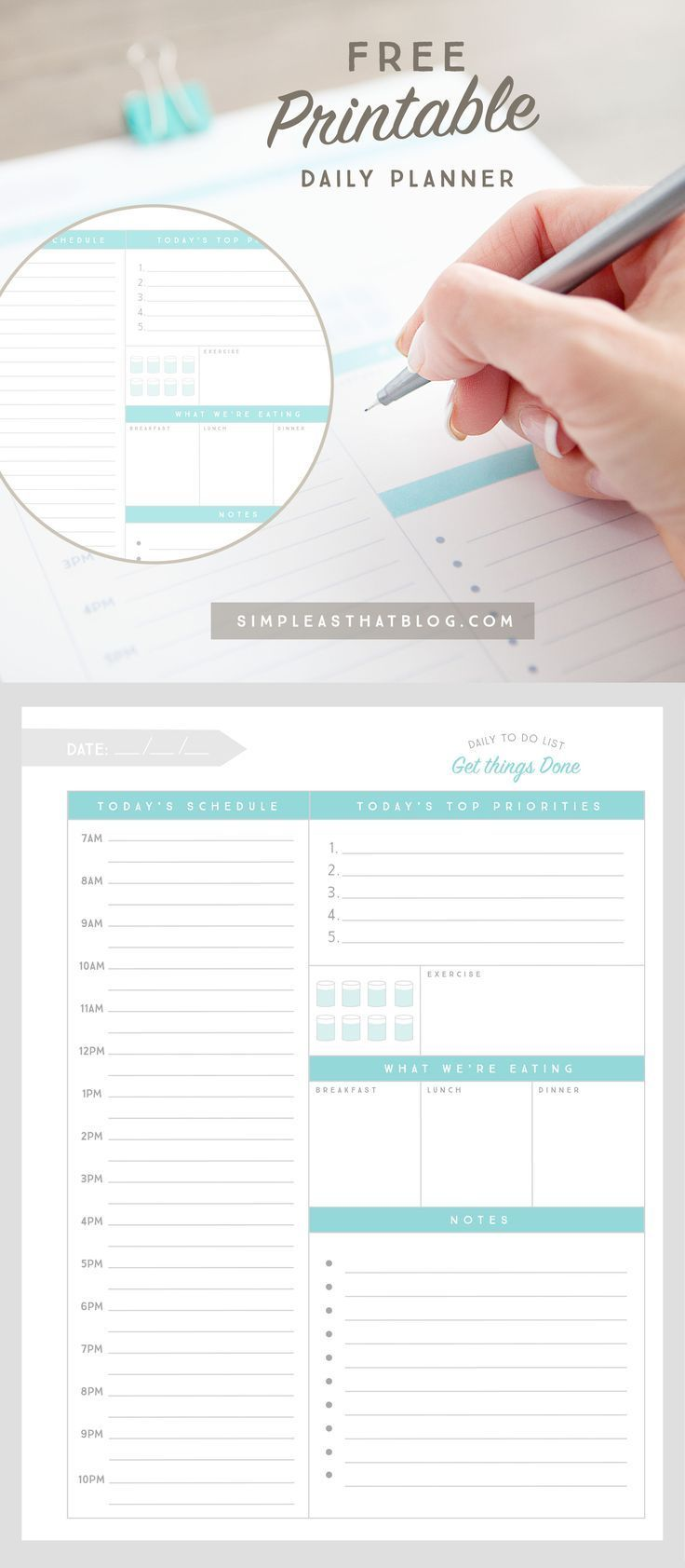 Ba ba back to school coloring sheets printable - Free Organizational Printables To Streamline Your To Do Lists Your Schedule Your Meal Plans Your Life