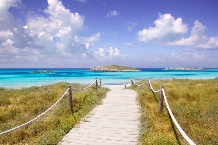 Ses Illetes, Formentera, Spain