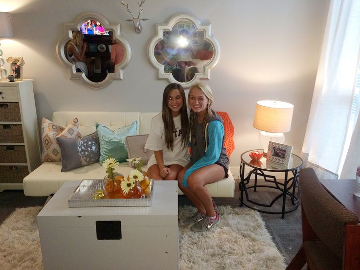 Mississippi State University dorm room! Oak Hall