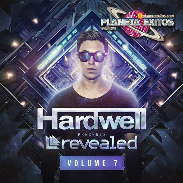 Hardwell Presents Revealed, Vol. 7 (CD Completo)